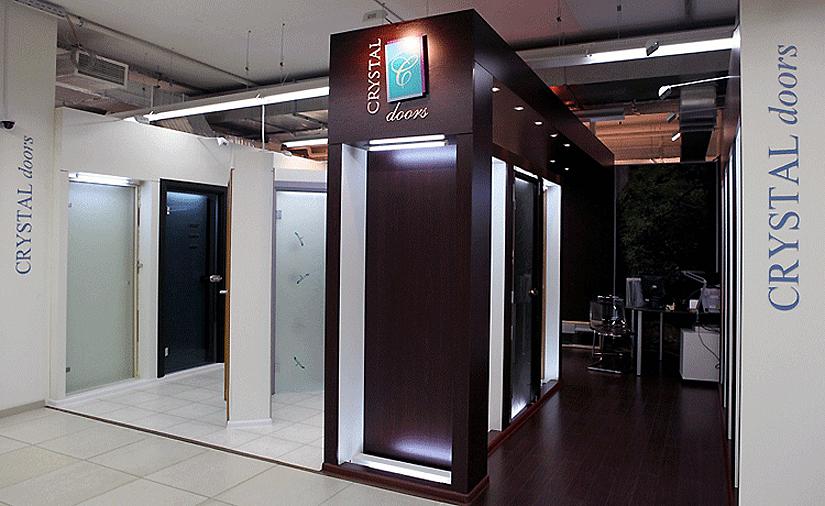 магазин по продаже металлических дверей